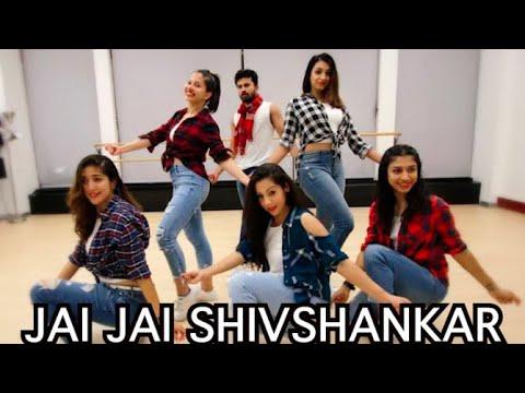 Jai Jai Shivshankar Song War Hrithik Roshan Tiger Shroff Vishal & Shekhar  Vishal, Benny