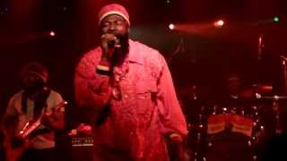 Capleton - That Day Will Come ~ Jah Jah City 30-04-2013 Petrol/Antwerp/B