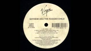 Shyheim AKA The Rugged Child - Get Down Feat Snaggle Puss (1994)
