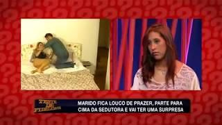 Teste de Fidelidade: Ester abusa na lingerie e deixa infiel totalmente louco (4)