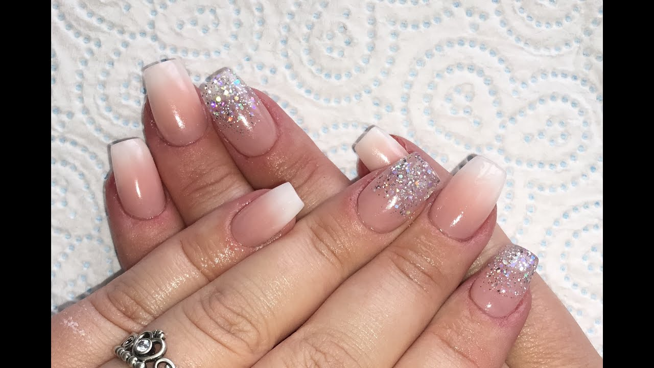 How To Do Baby Boomer Acrylic Nails