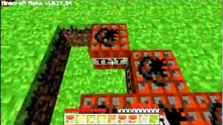 largest minecraft explosion