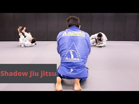SHADOW JIU JITSU | Solo Drill YOU SHOULD DO EVERYDAY | COBRINHA