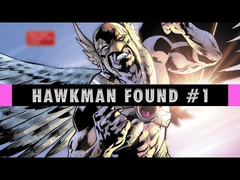 Who Am I|Hawkman Found #1 Review [METAL Tie-In]