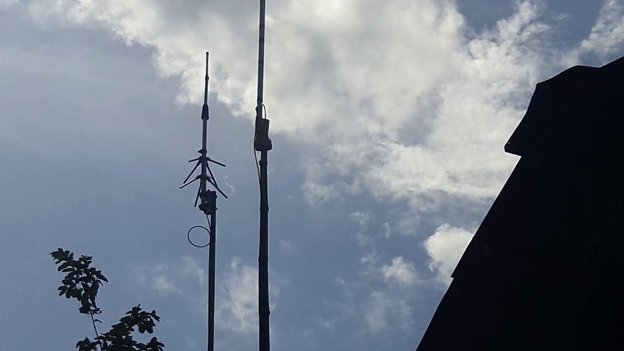 048 - Antena RING O GALAXY, Antena SLIM JIM, dan Antena ...