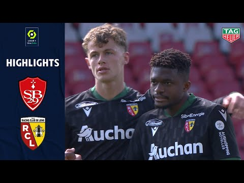 Brest Lens Goals And Highlights