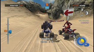 ATV Quad Power Racing 2 PS2 Gameplay HD (PCSX2)