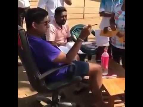 Leaked video of Sajith Premadasa shows how Yahapalanaya addressing unemployment