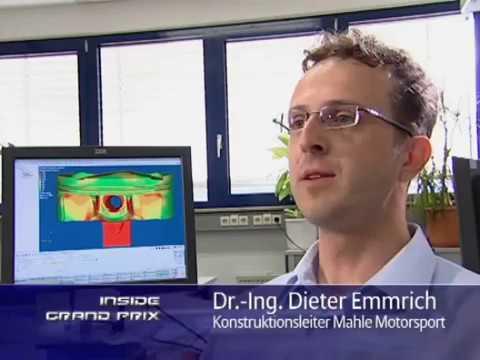 MAHLE Renn-Kolben Für Den Motorsport - Inside Grand Prix