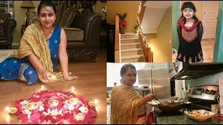 Dhanteras and Choti Diwali Shopping and Preparation (Hindi ) vlog 2017 | Simple Living Wise Thinking