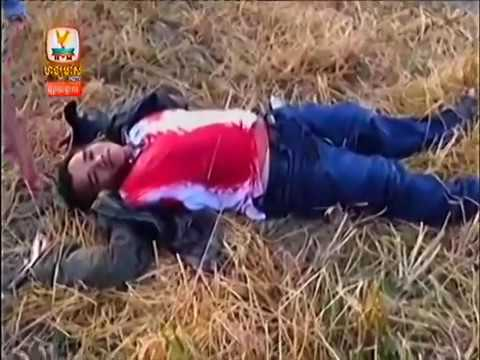 Khmer hot news ~ Leader of thief actively robbery in Phnom Penh was killed