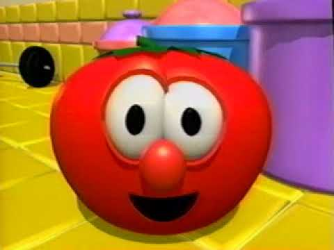 VeggieTales Very Silly Songs Countertop Sene #1