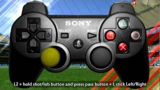 2010 FIFA World Cup  South Africa New Skills Tutorial PS3