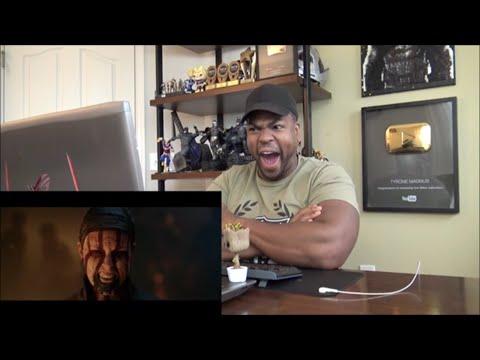 Senua's Saga: Hellblade II – The Game Awards 2019 – Announce Trailer (in-engine) – Reaction!