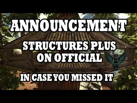 Ark Structures Plus Actual Announcement From Jat And Jen