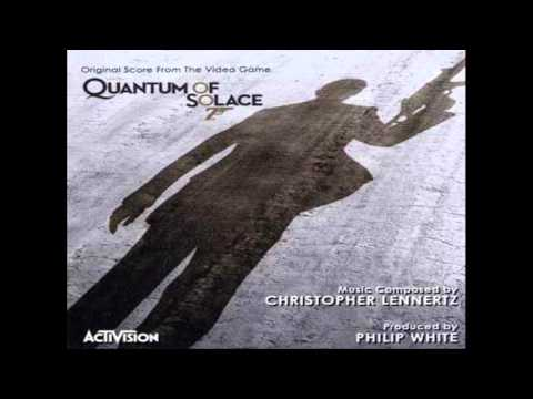 007 Quantum of Solace Soundtrack - On the Barge