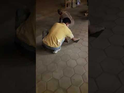 Interlock epoxy paint for parking  (m.attique )14/06/2017 jeddah
