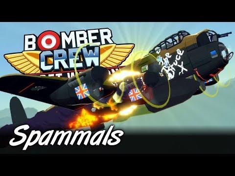 Bomber Crew   Part 4   SO INTENSE! (Secret Weapons DLC)  