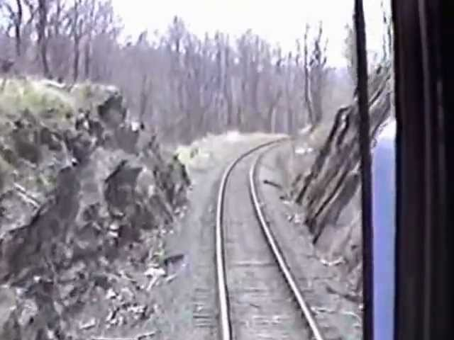 Cab Ride on Conrail NHSE Across the Maybrook Line and Beacon Branch