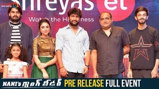 Nani's Gang Leader Pre Release Full Event | Karthikeya | Vikram Kumar | Anirudh Ravichander