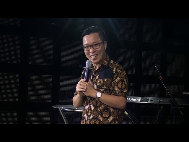 Andreas Lioe - Sumber Hoaks | GEL Youth Sermon