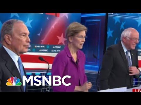 What Michael Bloomberg Handled Well At The Debate | Morning Joe | MSNBC
