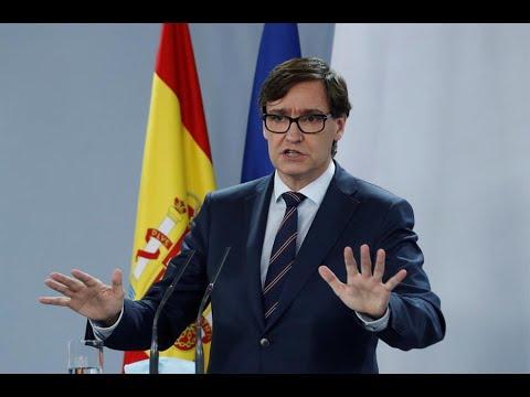 Los viajeros pasarán un triple control sanitario al llegar a España