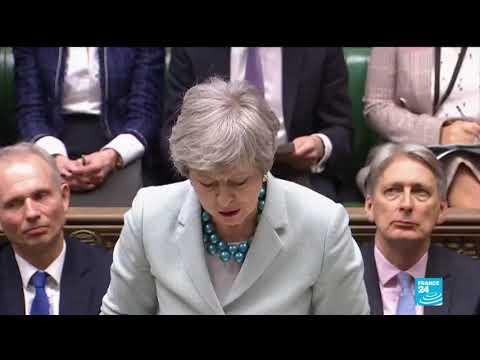 """L'accord de Brexit n'a """"pas le soutien suffisant"""" au Parlement, selon Theresa May"""