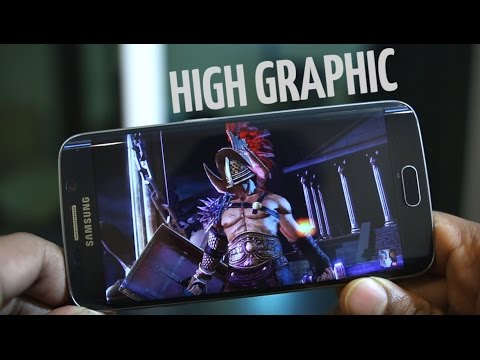Top 10 Best HD Android Games 2016 (HIGH GRAPHIC)