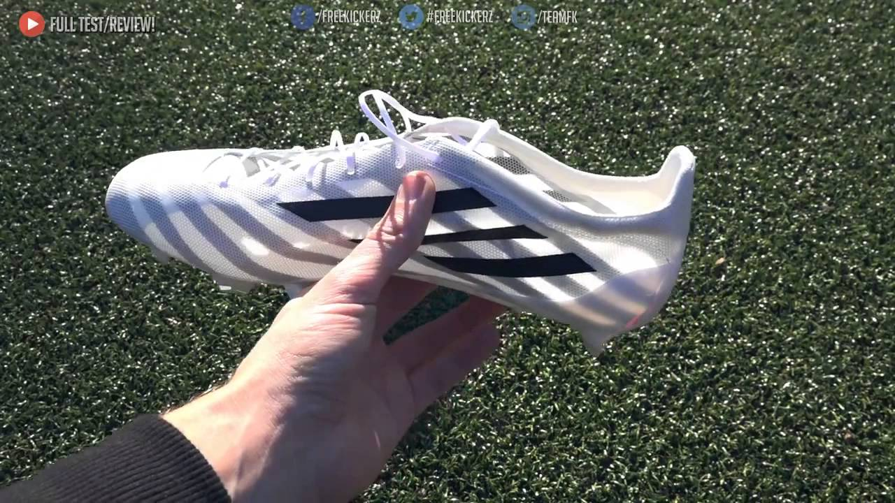99g adidas adiZero The Lightest Football Boots Ever Unboxing