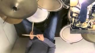 名探偵コナンOP Dynamite (TVバージョン) ドラムデモ演奏です。 初心...