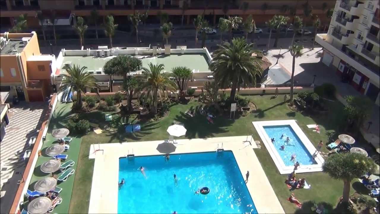 Hotel PYR, Fuengirola, Costa del Sol, - YouTube