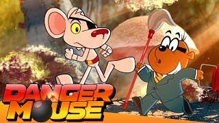 Danger Mouse | DM & Penfold: Die Größten Verbrechen Kämpfen Team