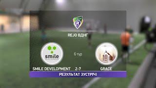 Обзор матча Smile Development 2 7 Grace Турнир по мини футболу в Киеве