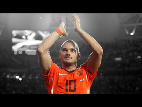 ᴴᴰ Wesley Sneijder • Best Moments