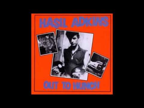 HAsil Adkins / Out To Hunch (Full Album)
