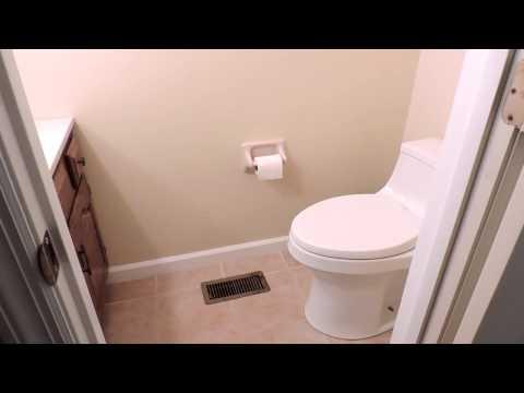 Kohler San Souci Touchless Comfort Height One-Piece Elongated Toilet