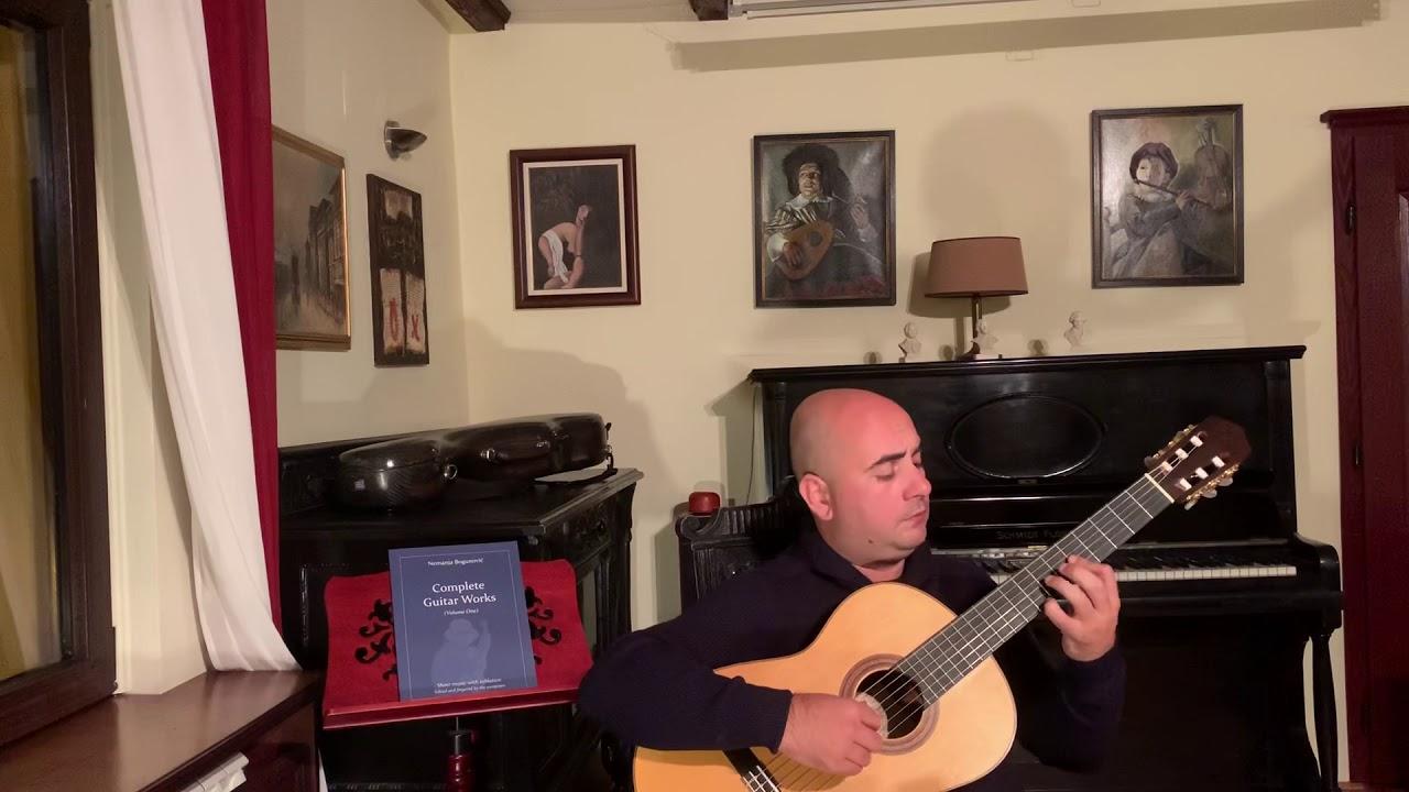 Melodia Sentimental (arr. Nemanja Bogunovic)