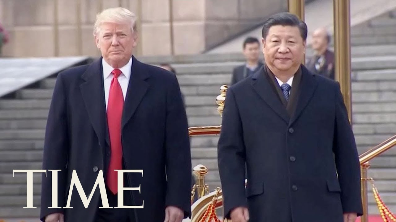 China's Retaliatory Tariffs: What To Know About The Unofficial Trade War Between China & U.S. | TIME