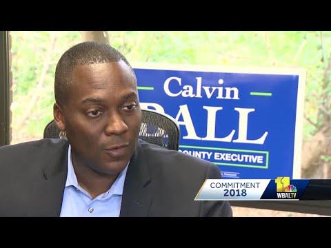 Calvin Ball faces incumbent Allan Kittleman