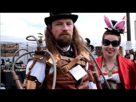 Steampunk Worlds Fair 2016