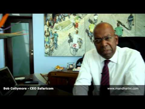 Safaricom's Bob Collymore on Mandharini Kilifi, the Best Development in Africa