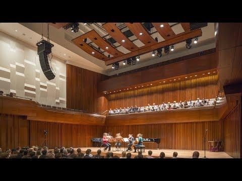 Engineering Guildhall School of Music & Drama (Milton Court)