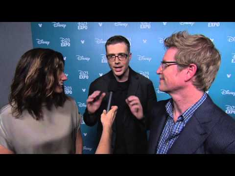 Finding Dory: Lindsey Collins, Angus Maclane, & Andrew Stanton D23 2015 Red Carpet Interview Mp3