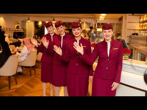 Highlights from today's announcements at Hamad International Airport | Qatar Airways