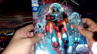 Unboxing Totally Rebirth  16,17 y 18