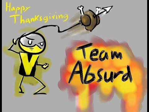 Team Absurd Thanksgiving Special: Mortal Kombat