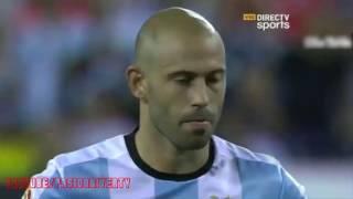 Argentina vs Chile - Copa America Centenario 2016 - Penales HD