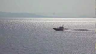 Hellenic Coast Guard  Yacht out of Piraiki coast