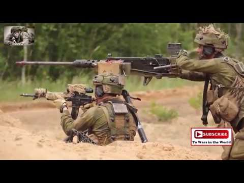 Norway & Lithuania Team Up In NATO Military Exercise